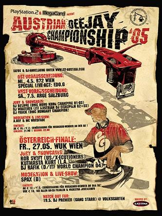 Austrian DJ Championships