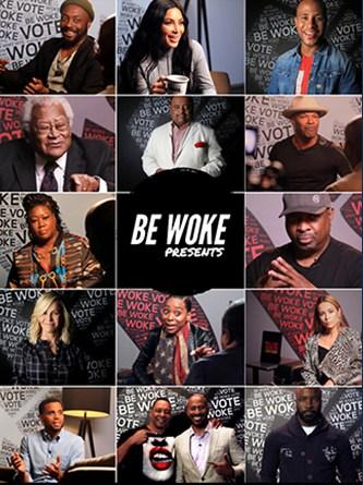 Be Woke.Vote