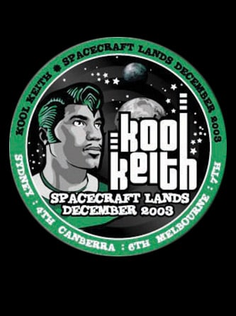 Kool Keith (Canberra | 2003)