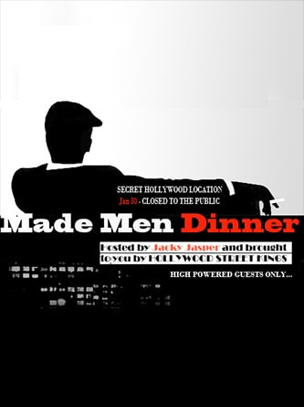 AONE presents Made Men Dinner Charity