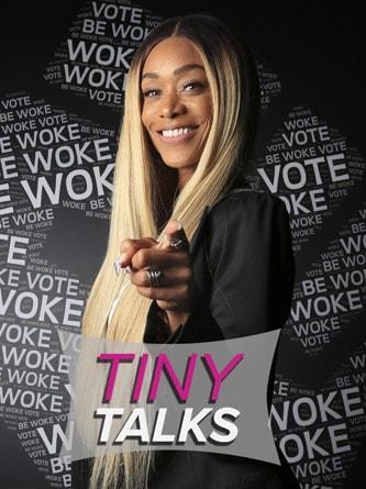 Tami Roman - Be Woke - Tameka Harris aka Tiny - AONE