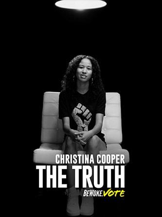 Christina Cooper - The Truth - Be Woke.Vote